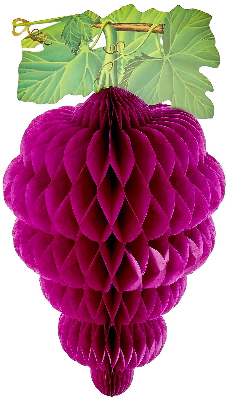 Tissue Grape Cluster Party Accessory 1 count 1 Pkg