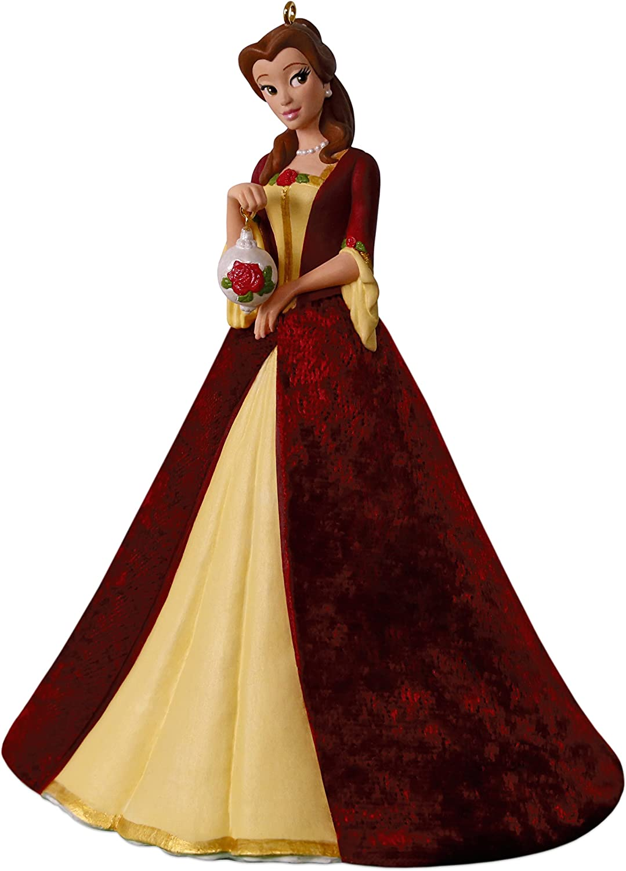 Hallmark Keepsake Christmas Ornament 2018 Year Dated Disney Cinderella So This is Love Porcelain Musical