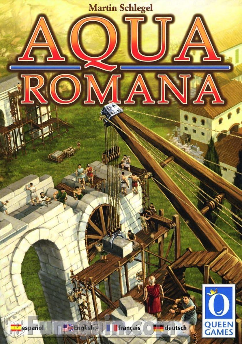 Aqua Romana (Juego de mesa Multilenguaje): Amazon.es: Juguetes y juegos