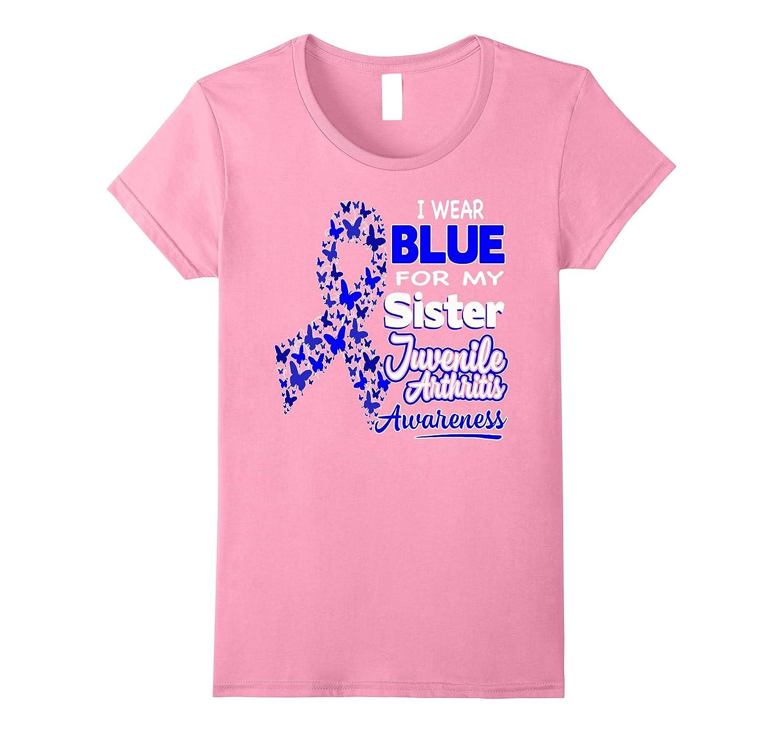 I wear Blue for my Sister – Juvenile Arthritis Awareness