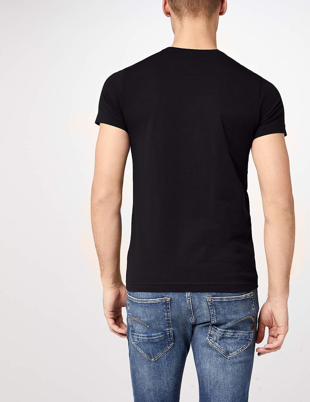 Camiseta para Hombre Tommy Hilfiger Core Stretch Slim Cneck tee