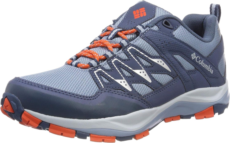 Columbia Womens Wayfinder Outdry Hiking Shoe