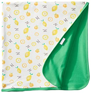 Magnificent Baby Oranges and Lemons Blanket, Yellow, One Size