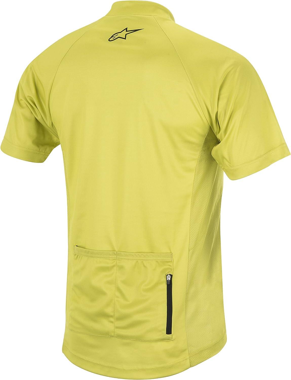 Alpinestars Mens Lunar Short Sleeve Jersey