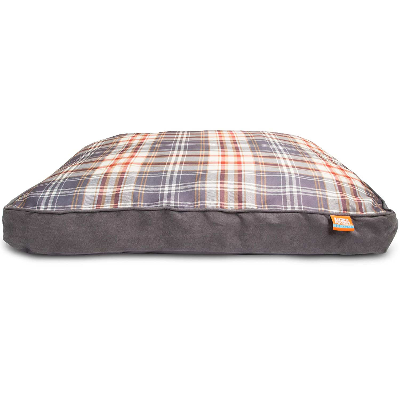 Animal Planet Pet Bed (Medium, Plaid)
