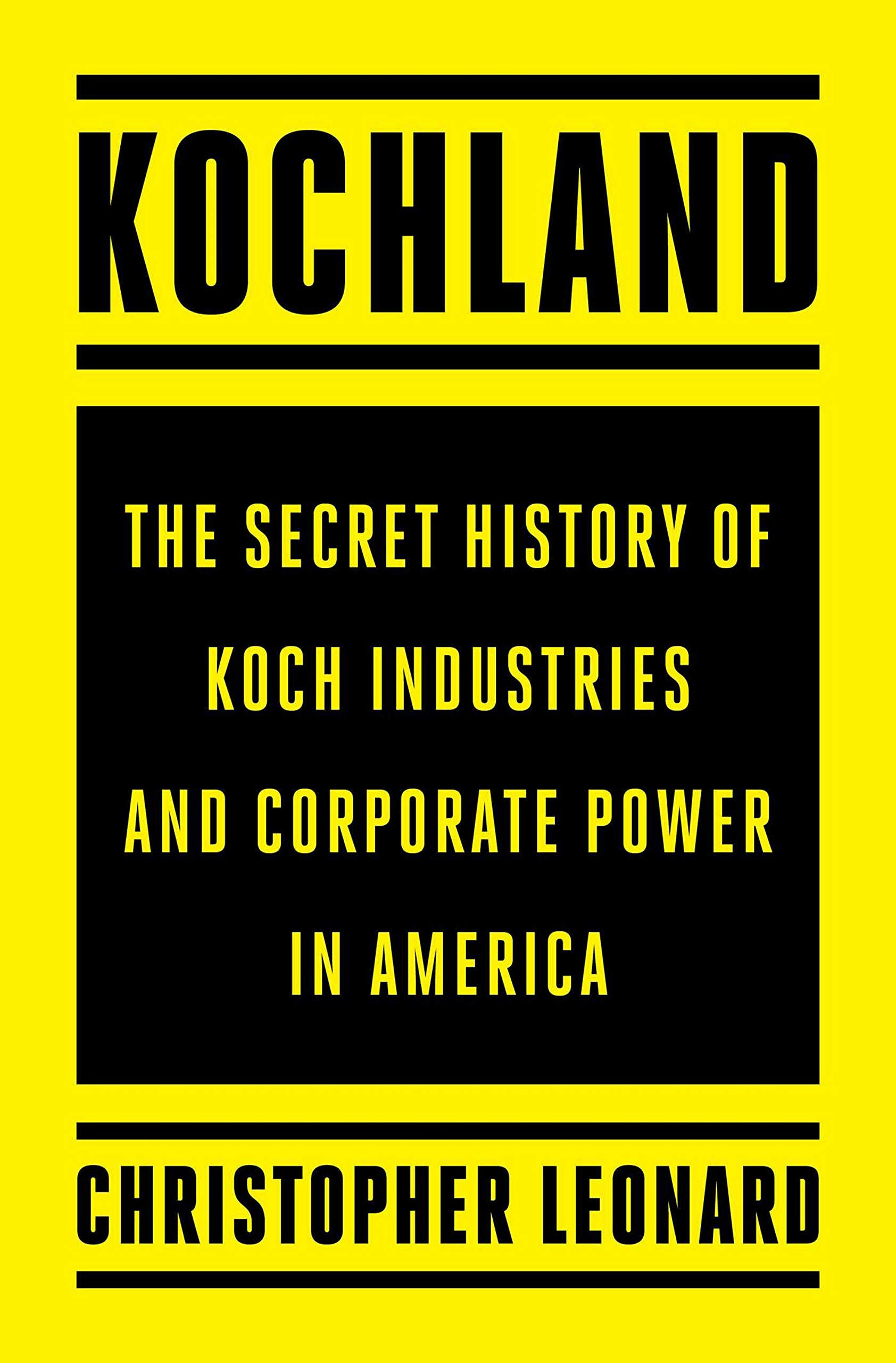 Buy Kochland Book Online at Low Prices in India | Kochland