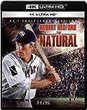 ナチュラル 35周年アニバーサリー・エディション 4K ULTRA HD [4K ULTRA HD] [Blu-ray]