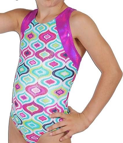 Amethyst Gymnastics and Dance Scrunchie by Snowflake Designs NEW