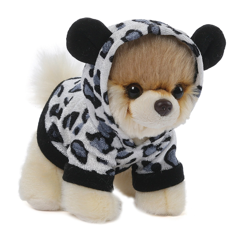 Gund Itty Bitty Boo #026 Leopard Suit Plush, 5''