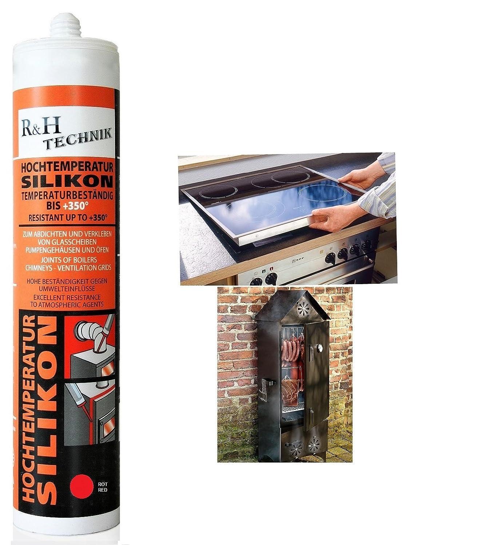 Hochtemperaturklebstoff Glue Oven Cooker Washer Herdscheibe Red ...