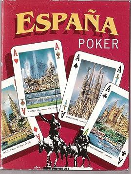 Comas Baraja de Juego de Cartas España Poker Española 54 Vistas ...