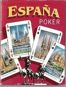 Comas Baraja de Juego de Cartas España Poker Española 54 Vistas: Amazon.es: Juguetes y juegos