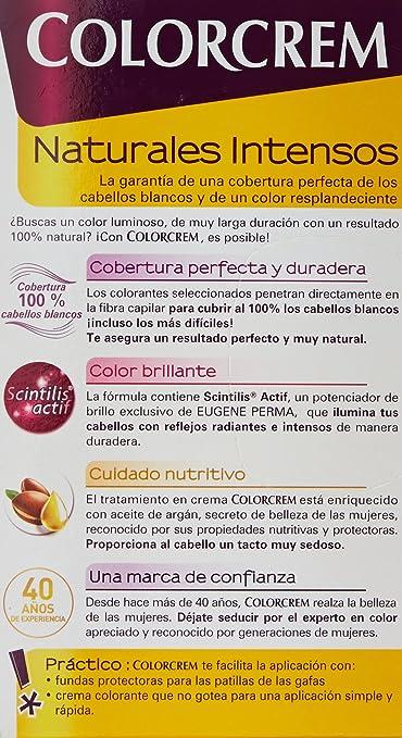 COLORCREM tinte Rubio Clarisimo Nº 90 caja 1 ud: Amazon.es: Belleza