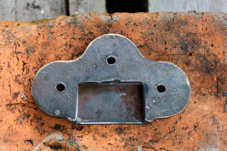 Cast Iron Sink Wall Mount Bracket Brace Hanger Small by Re