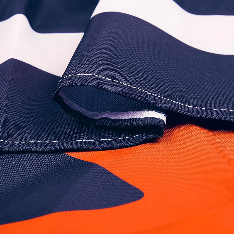 LEMOISTARS Decorative Bath Team Design Shower Curtain Waterproof Polyester Fabric 70 x 70 Inches