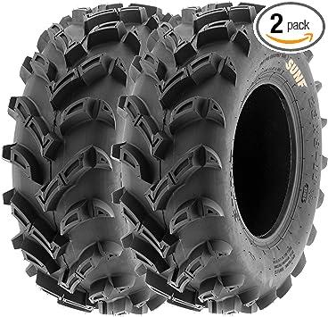 Amazon.com: SunF 22x11-9 22x11x9 ATV UTV A/T Mud Trail ...