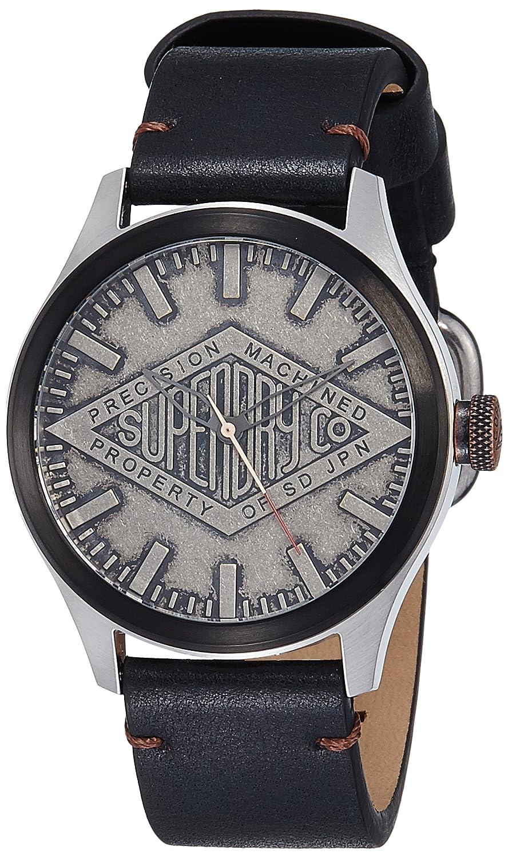 Superdry Herren-Armbanduhr SYG177B