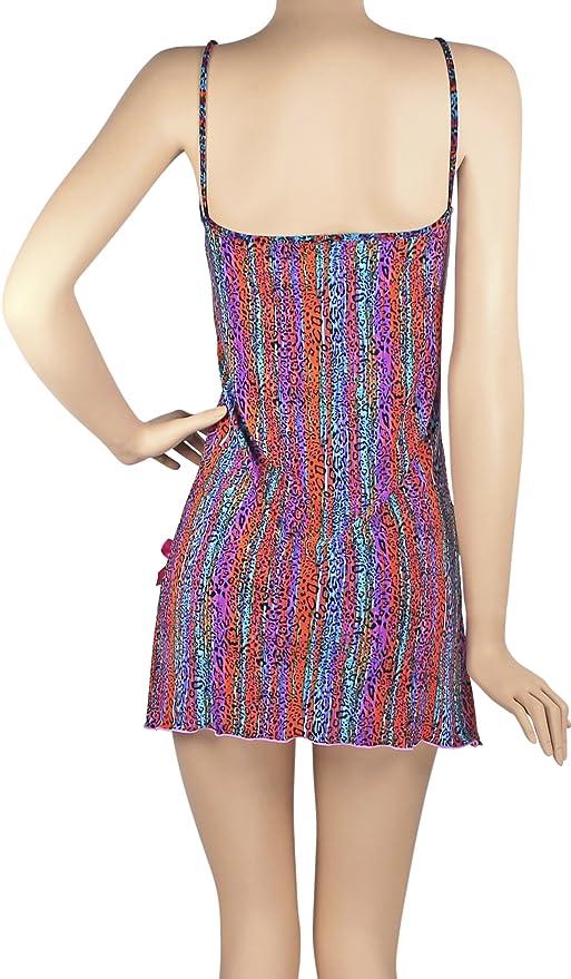 Pijamas de Mujer Hipnys Nighties Sleepwear BAA02 Nightgown Nightwear Slips DAMA at Amazon Womens Clothing store:
