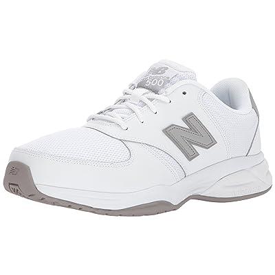 New Balance Men's 500V1 Leather/Mesh Training Shoe | Fitness & Cross-Training
