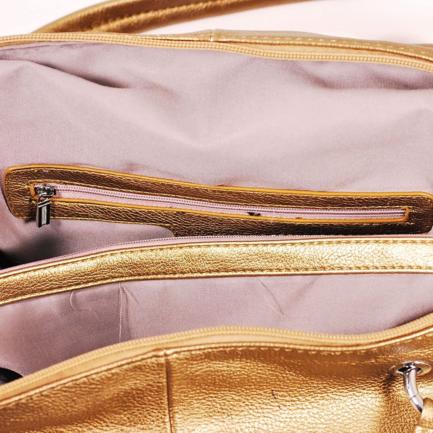Bronze shoulder BAG-51