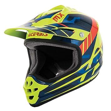 Acerbis - Casco para moto de Cross / Enduro, Impact Junior 3.0para ni&ntilde