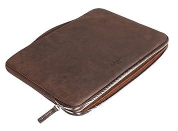 fa02c563c93ec mabba® MacBook Tasche Leder für das Macbook  Amazon.de  Elektronik