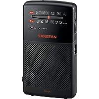 Sangean SR-35 AM/FM Portable Pocket Radio with AUST SANGEAN Warranty