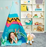 Western Aztec Indian Pretend Play Teepee Play Tent