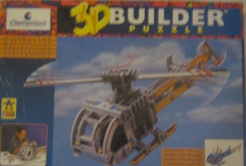 贅沢品 3d Builderパズル Playhut。。 B0064U5TJM。Helicopter by by Playhut B0064U5TJM, カラークリエイト:f70f2290 --- quiltersinfo.yarnslave.com