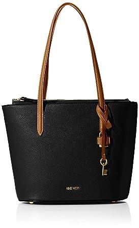 467b72274 Nine West JORANI, Black/Tobacco: Handbags: Amazon.com