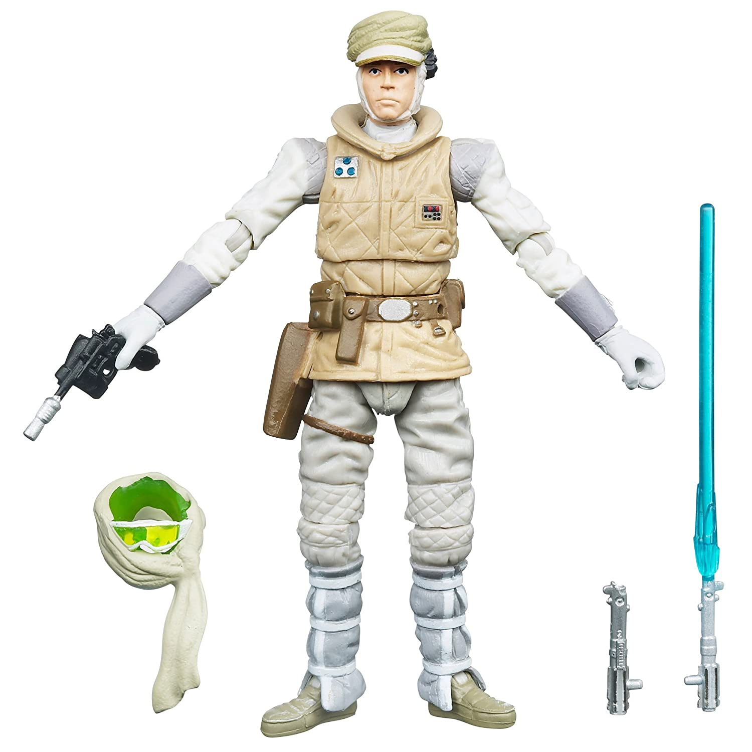 3.75 Inch Hasbro 37511 Star Wars Hoth Outfit The Vintage Collection Action Figure VC95 Luke Skywalker