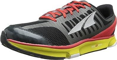 Altra Running 2.0 - Zapatillas de running para hombre, Negro/Rojo, 44 EU/9 UK/10 US: Amazon.es: Zapatos y complementos