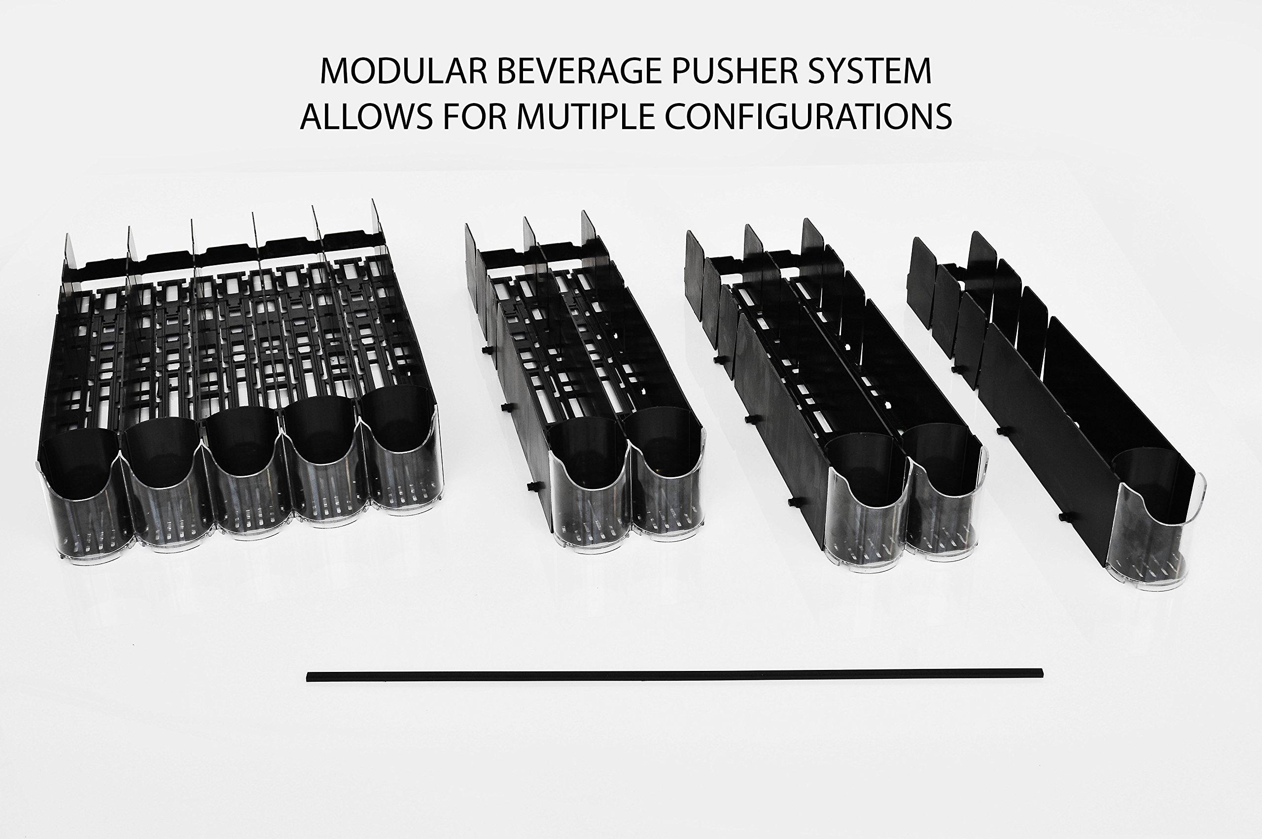 Display Technologies, LLC 12/16oz. Visi-FAST Pusher Glide - 1 Pack by Display Technologies, LLC (Image #3)