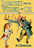 Dorothy and the Wizard in Oz: (non illustrated)