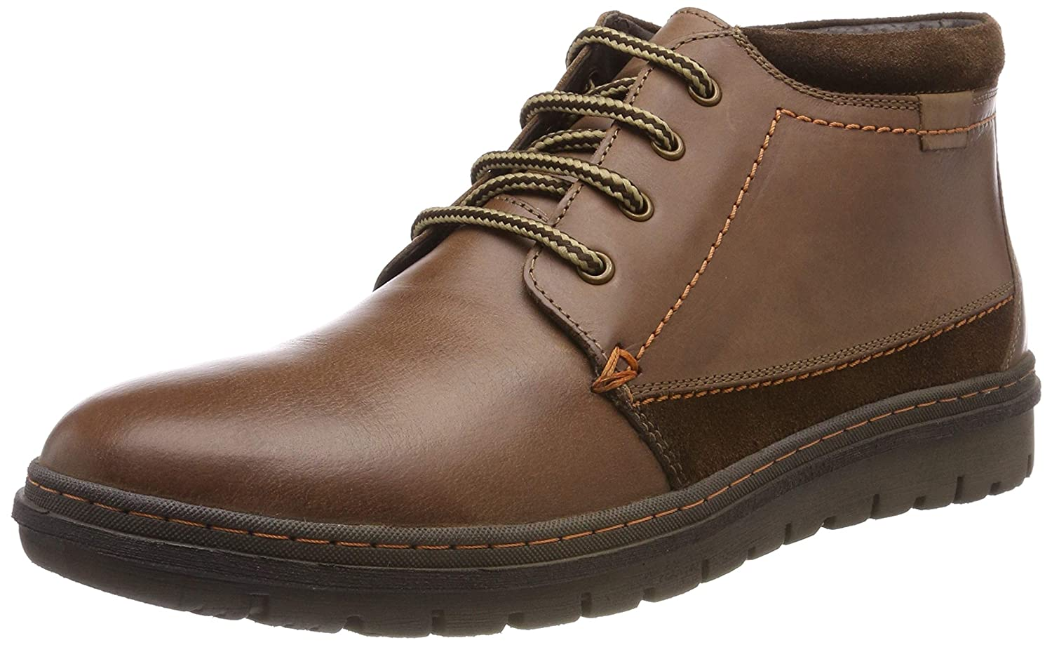 TALLA 43 EU. Hush Puppies Boston, Botas Chukka para Hombre