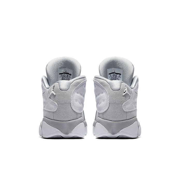 wholesale dealer f7303 9c91c Air Jordan 13 Retro Low BG (GS) Pure Money - 310811-100 - Size 5.5 -  Amazon.de Schuhe  Handtaschen