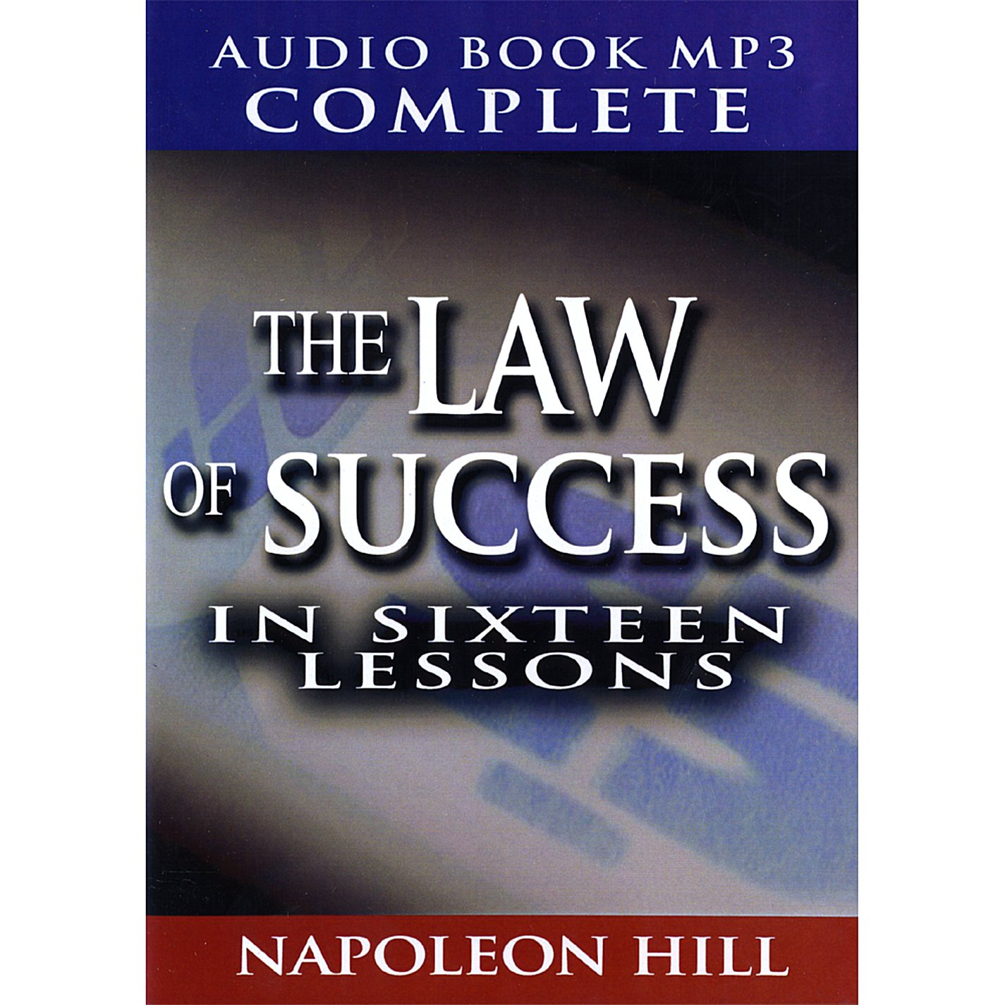 Buy Law of Success in Sixteen Lessons By Napoleon Hill Online at Low Prices  in India | Amazon Music Store - Amazon.in