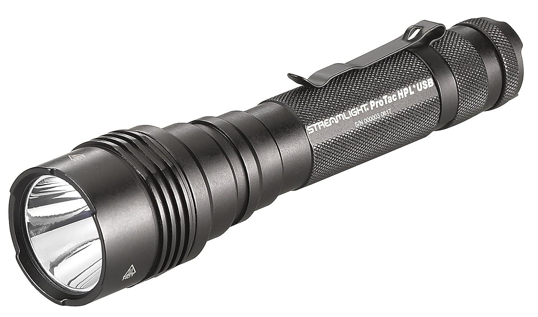 Streamlight 88077 ProTac HPL USB, with USB cord and Box - 1000 Lumens