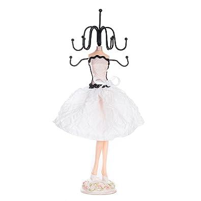 Amazoncom Vintage Style Decorative White Dress Mannequin Design