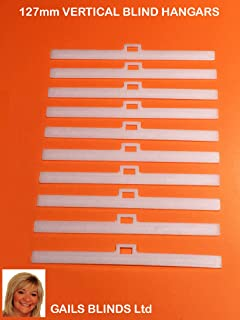 eXtreme/® Top Quality Vertical blind slat hangers for 89mm slats Pack of 50 3.5