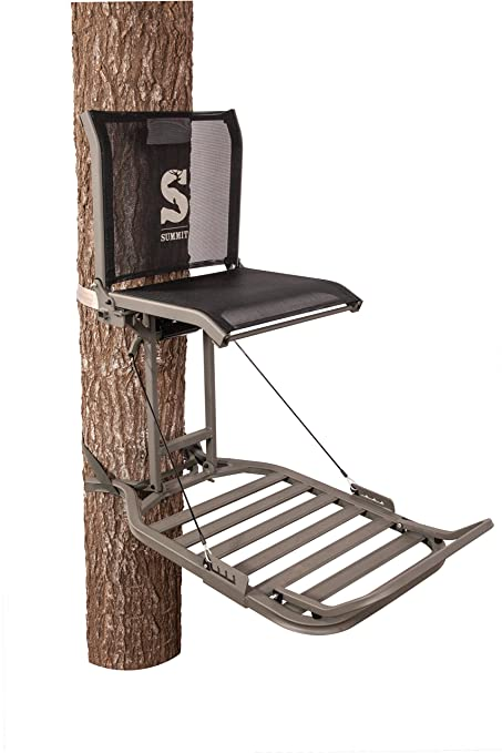Amazoncom Summit Treestands Rsxraptor Hang On Stand Sports