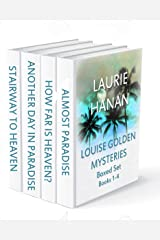 Louise Golden Mysteries Boxed Set: Books 1-4 Kindle Edition