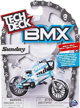 Tech Deck Bicicleta BMX Modelos Surtidos (BIZAK 61929866): Amazon ...