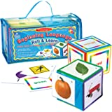 Beginning Language Roll and Learn Pocket Cubes