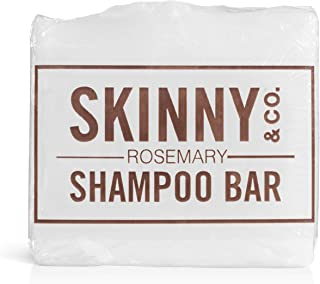 product image for SKINNY & CO. Rejuvenating Rosemary Shampoo Bar - Rosemary, 5 oz (Rosemary, Pack of 1)