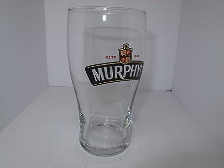 Elegant Murphys Beer Barware Drinking Glass