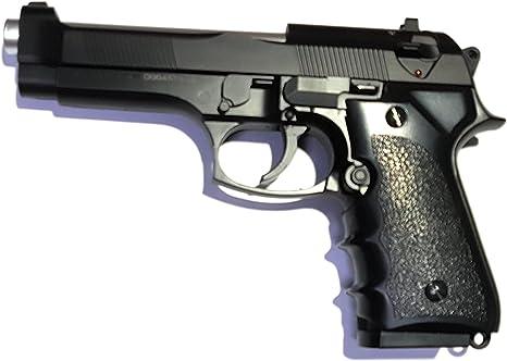 HFC Pistola a Molla HA 118 Tipo Beretta 92 FS (Nero)