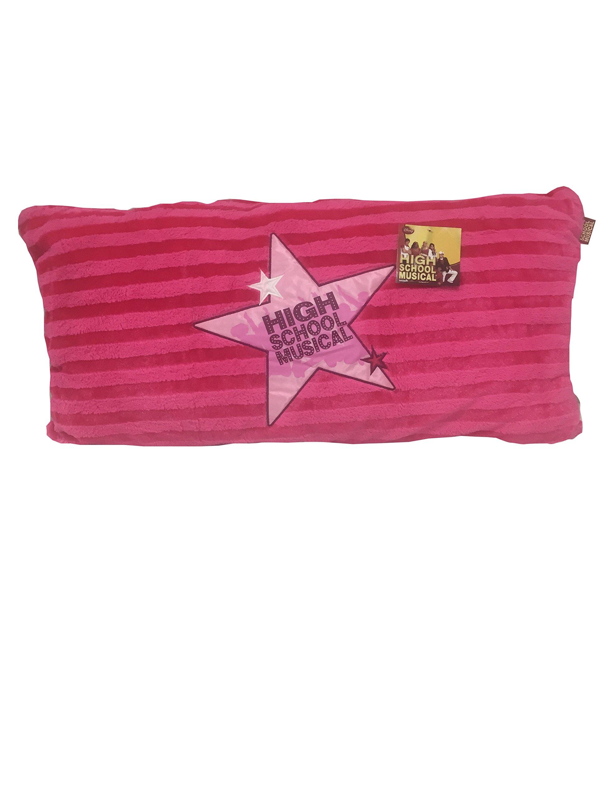 High School Musical Luxuriously Soft Body Pillow 17''x34''