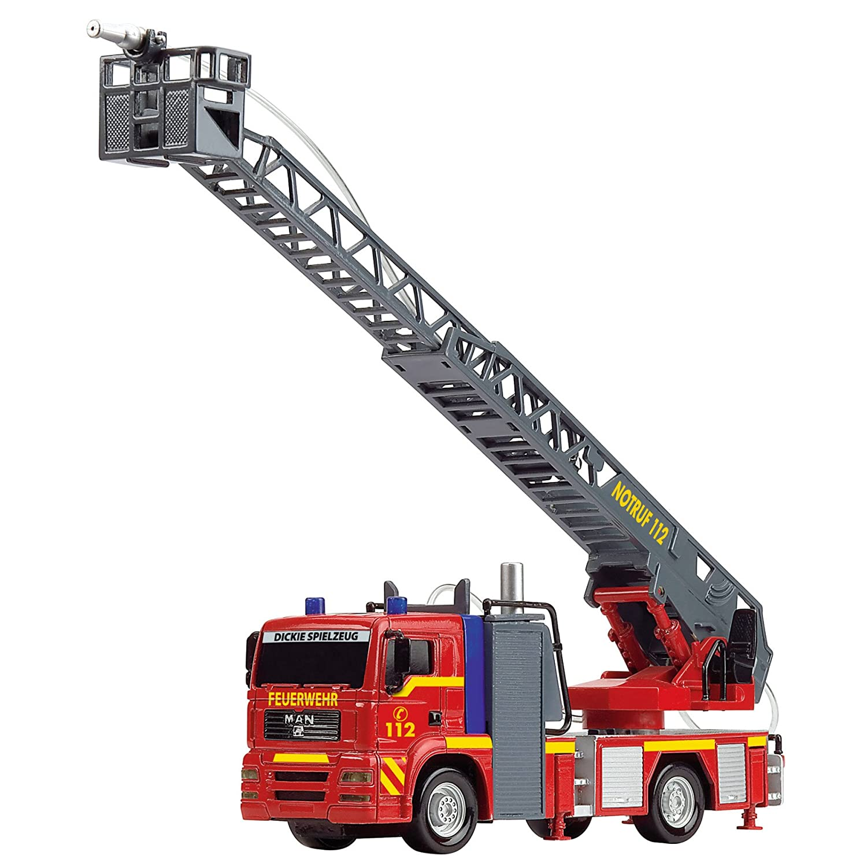 Spielzeugautos Dickie 203715001 City Fire Engine günstig kaufen