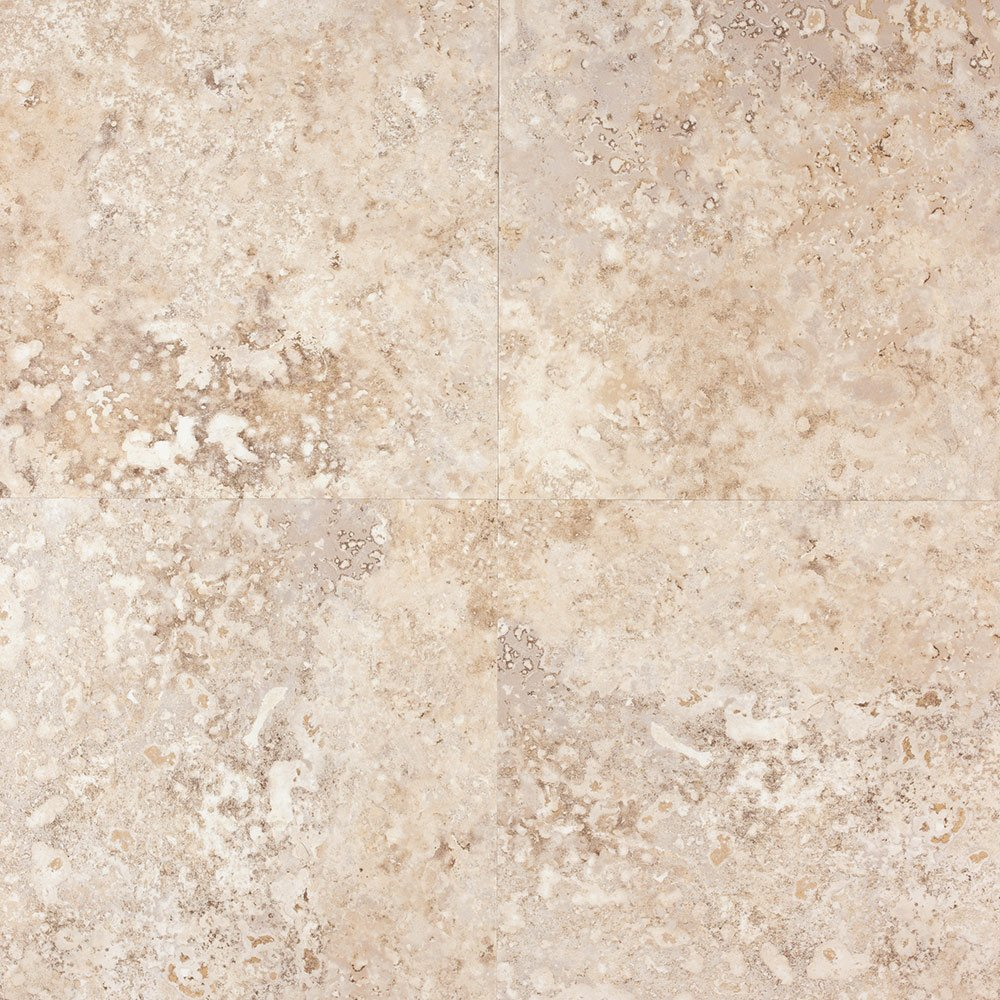 Mannington Hardware AT181 Adura Luxury Sicilian Stone Vinyl Tile Flooring,,, Pumice by Mannington (Image #1)